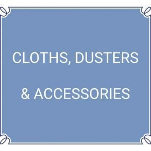 Cloths, Dusters & Accessories